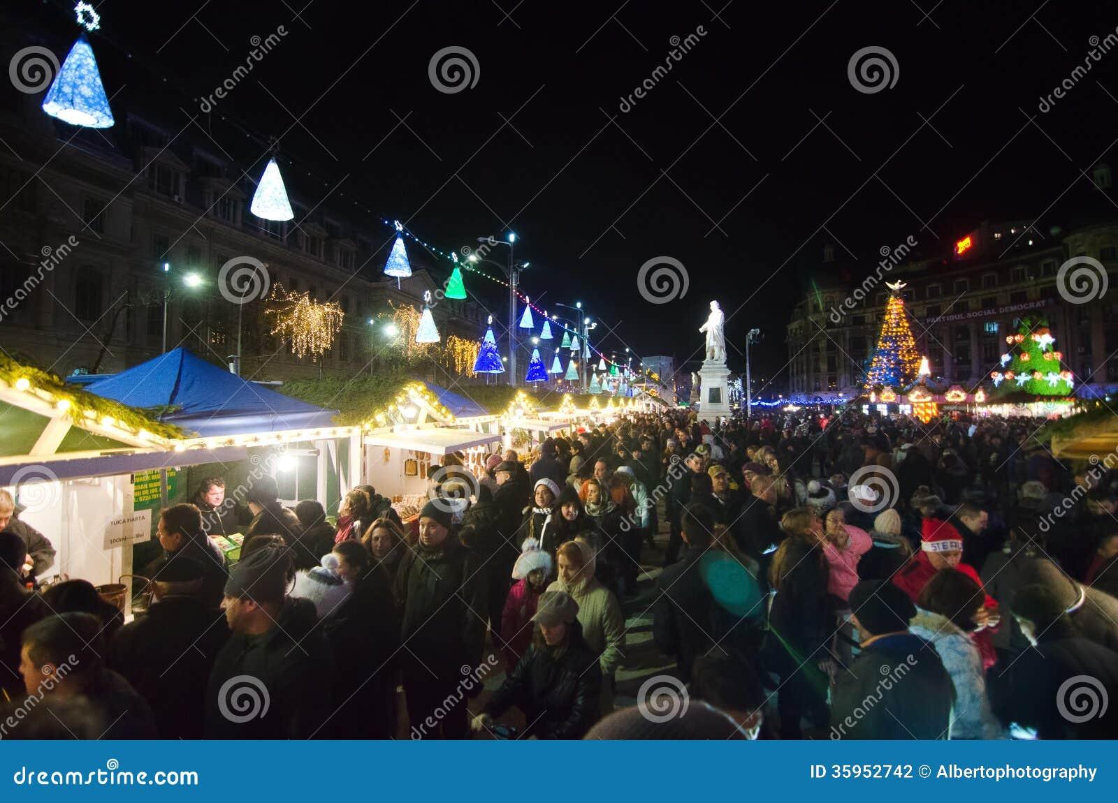 La Navidad en Bucarest (II)