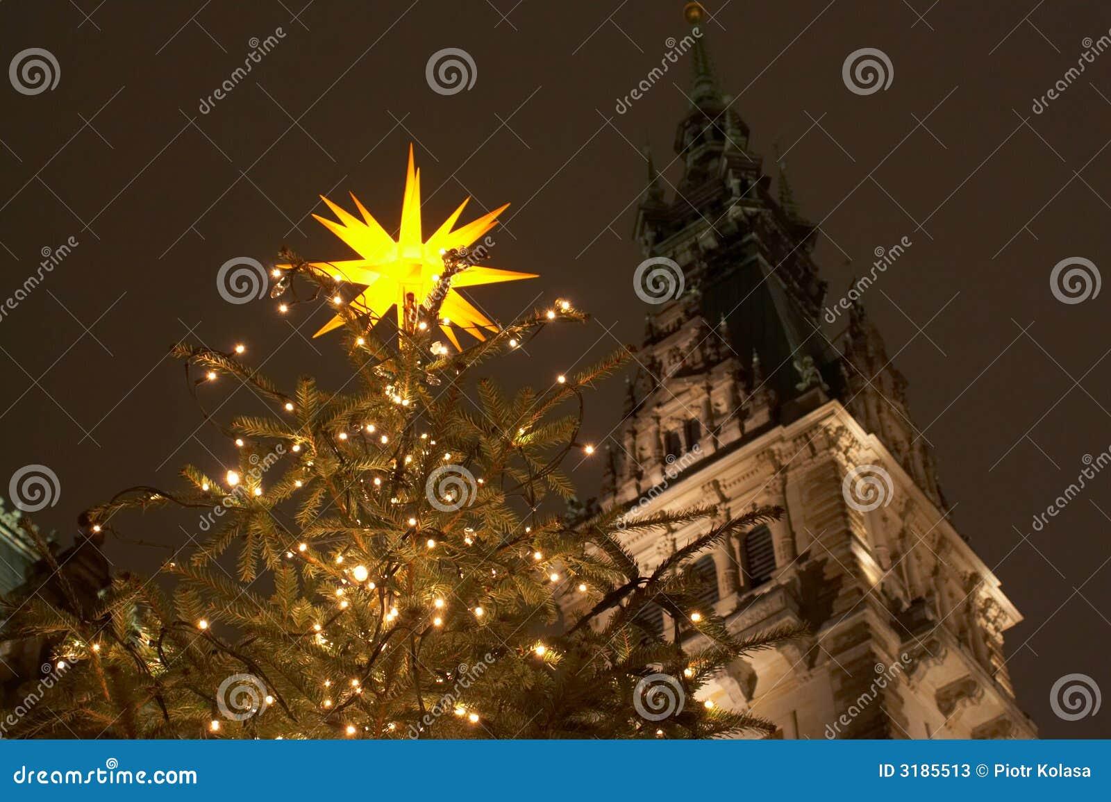 La Navidad en Hamburgo