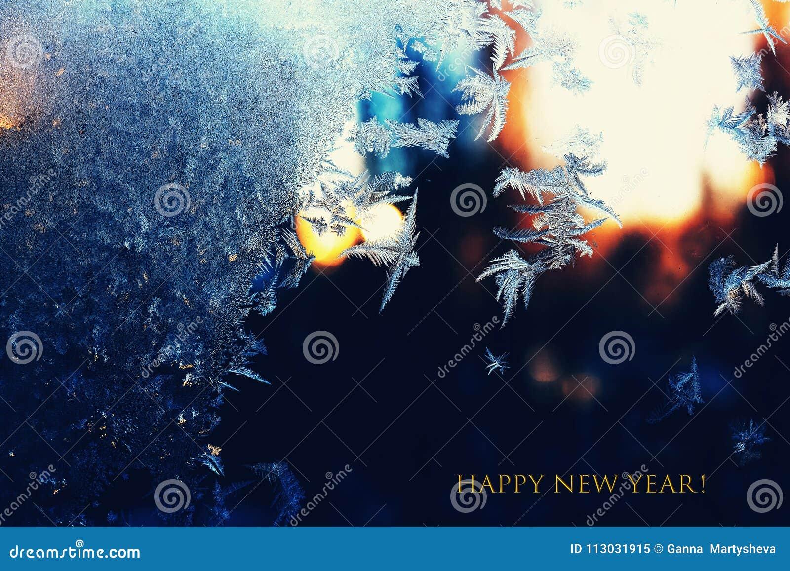 La Navidad, invierno, nieve, blanco, copo de nieve, frío, ventana, helada,