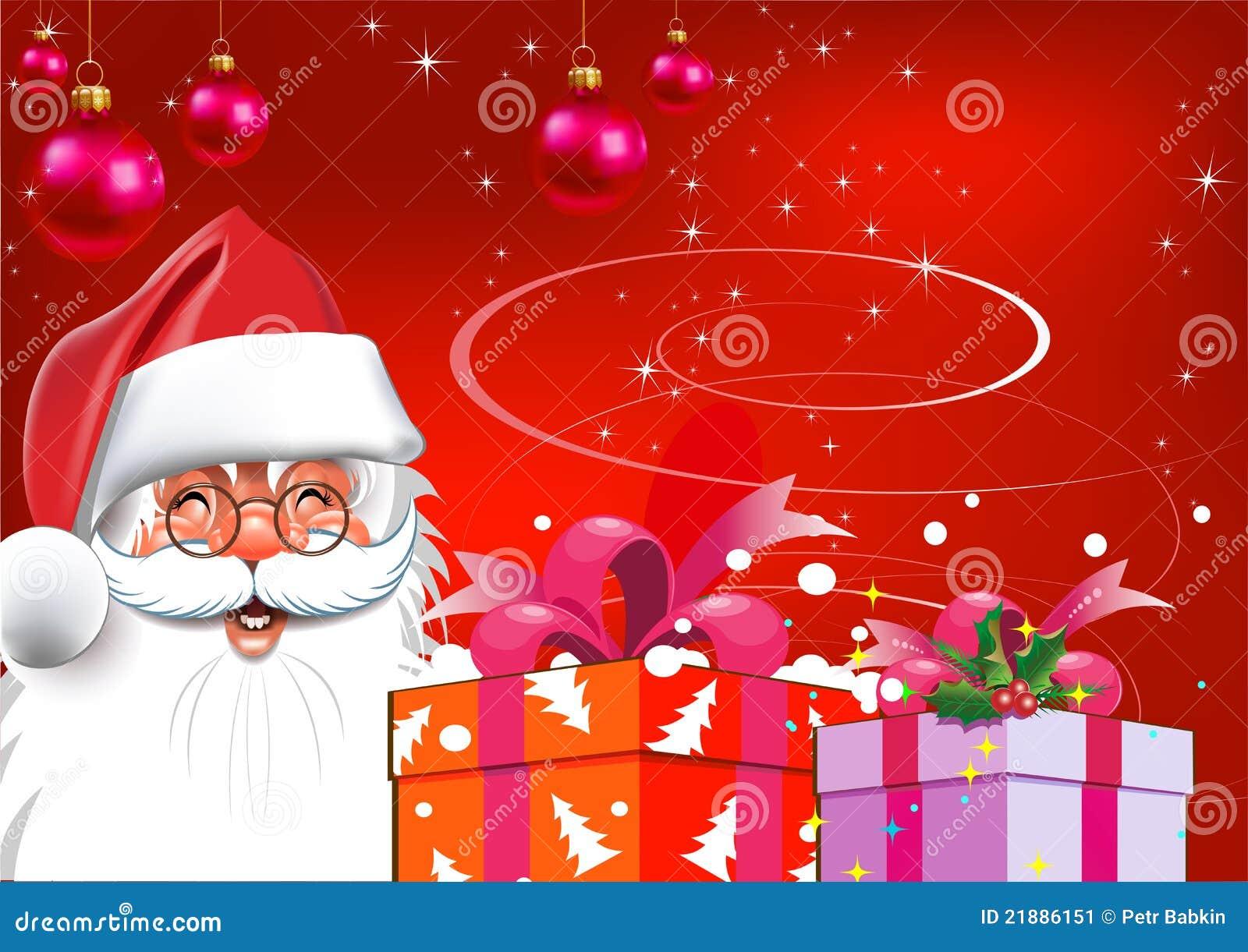 fondo navidad regalos