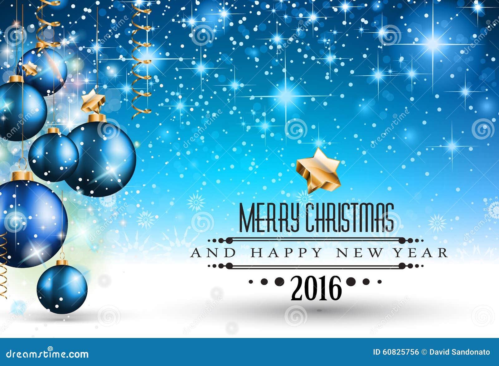 La Navidad 2016 y aviador del partido de la Feliz Año Nuevo