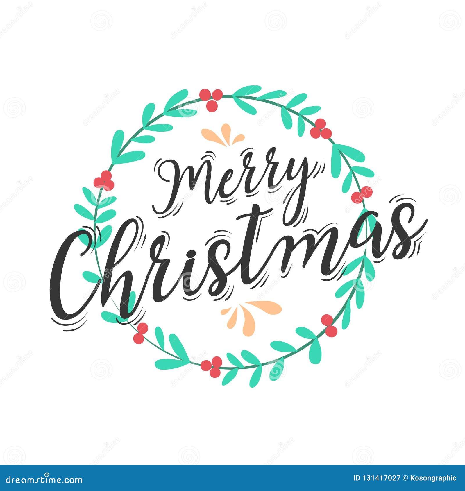 La Navidad Y Tarjeta Del Saludo O De La Invitación Del Año