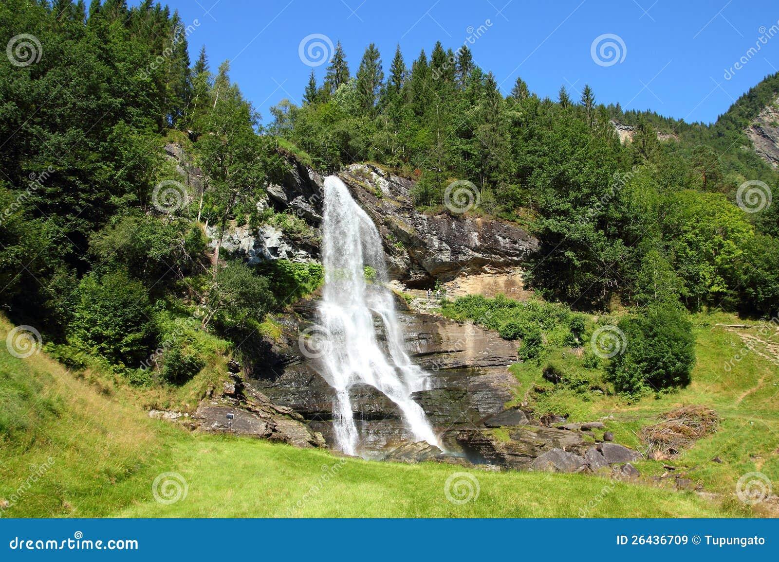 La Norvegia, Vestlandet