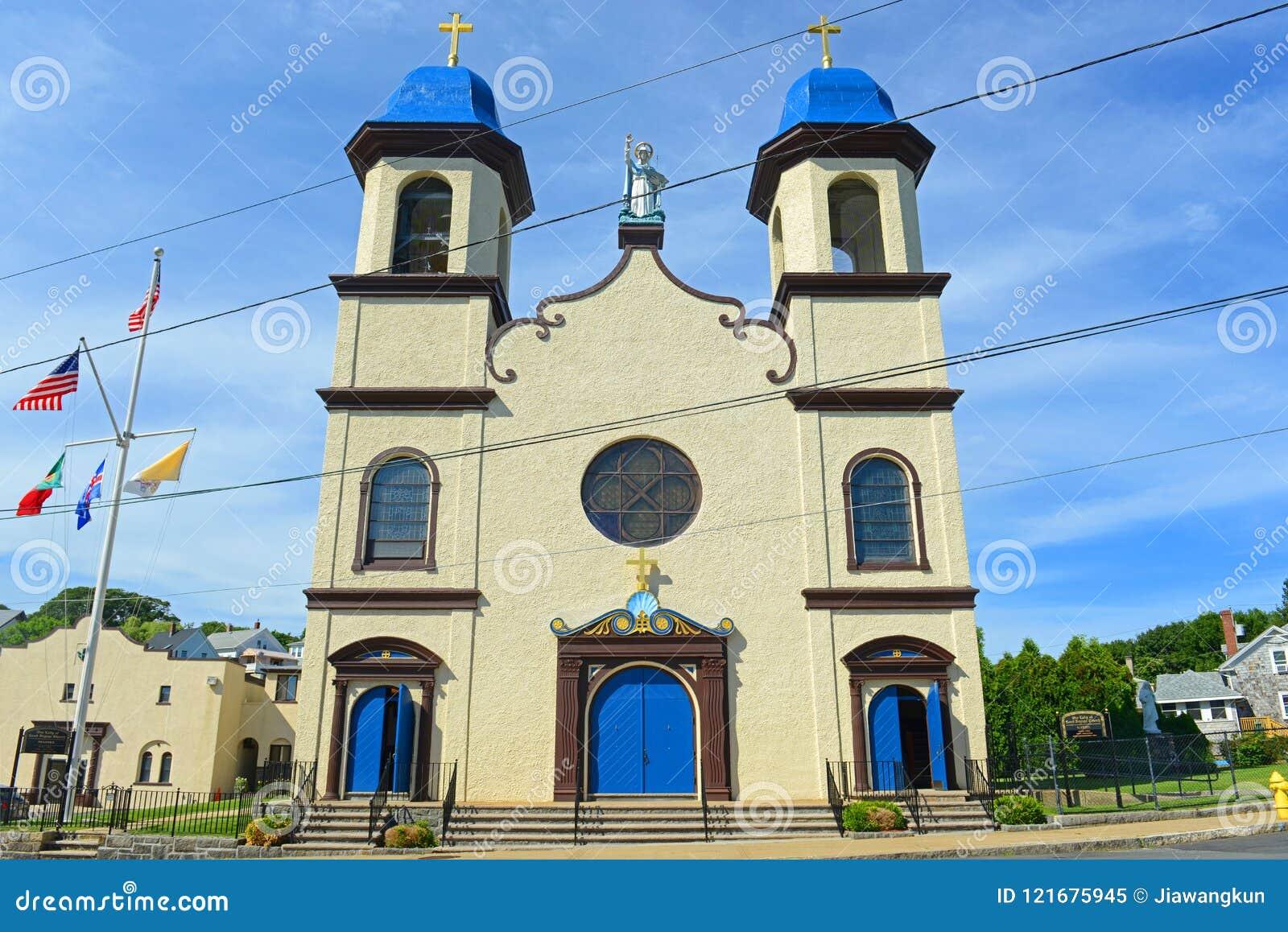 La nostra signora di buona chiesa di viaggio, Gloucester, mA, U.S.A.