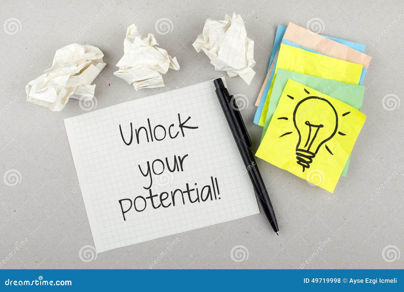 La nota motivazionale sblocca il vostro potenziale