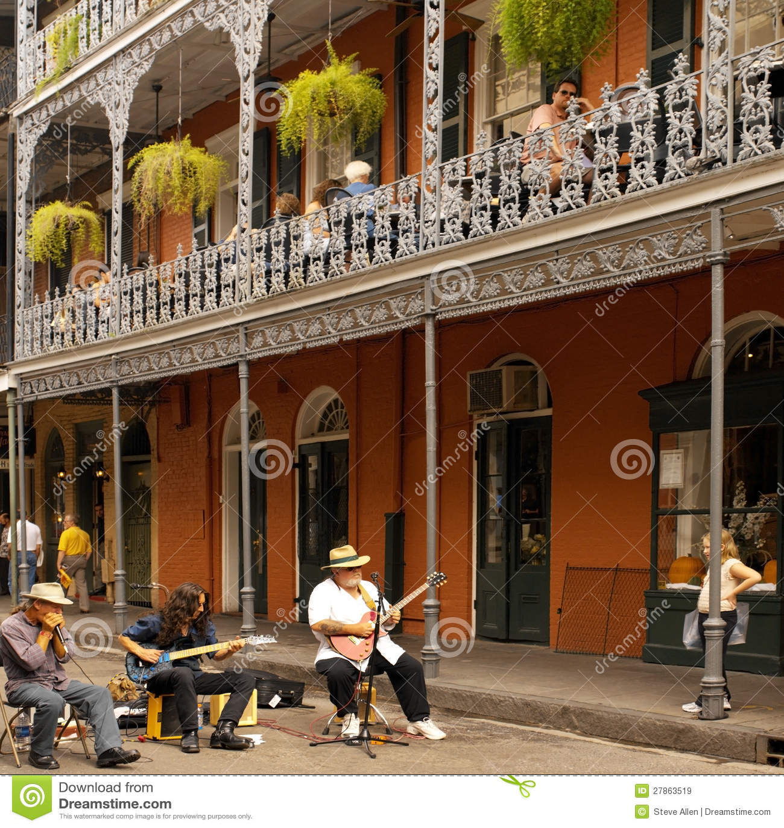 La Nouvelle-Orléans - les Etats-Unis d Amérique