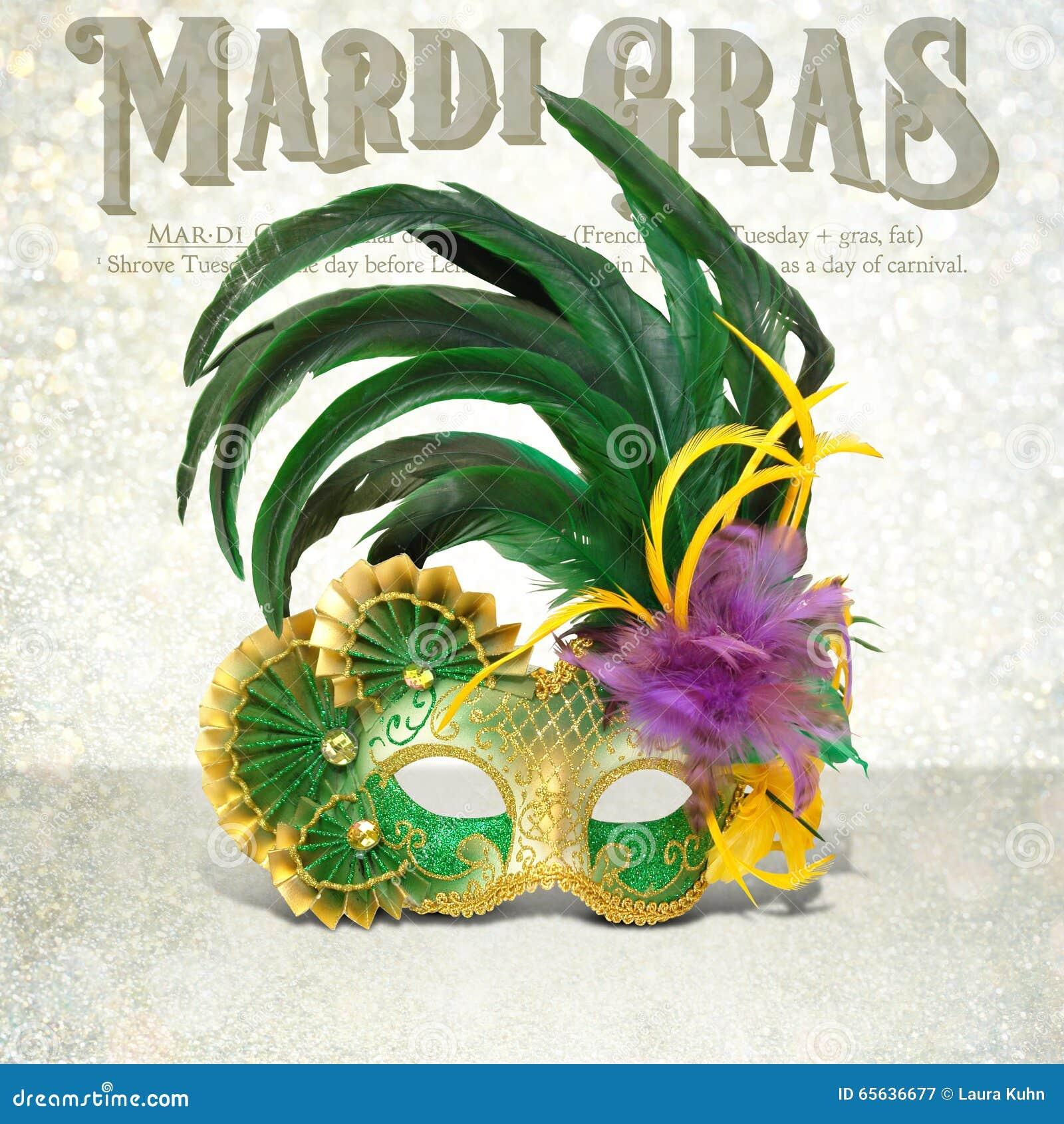 La Nouvelle-Orléans Mardi Gras Mask Collection