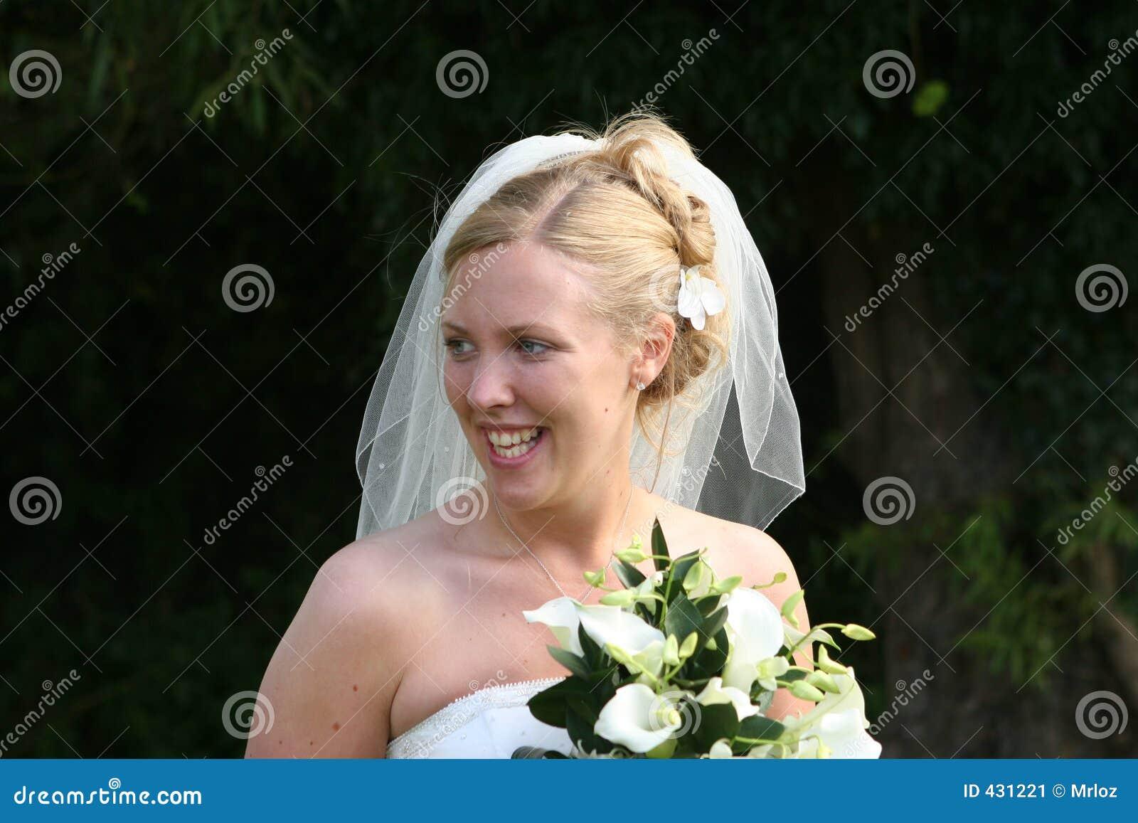 La novia de risa