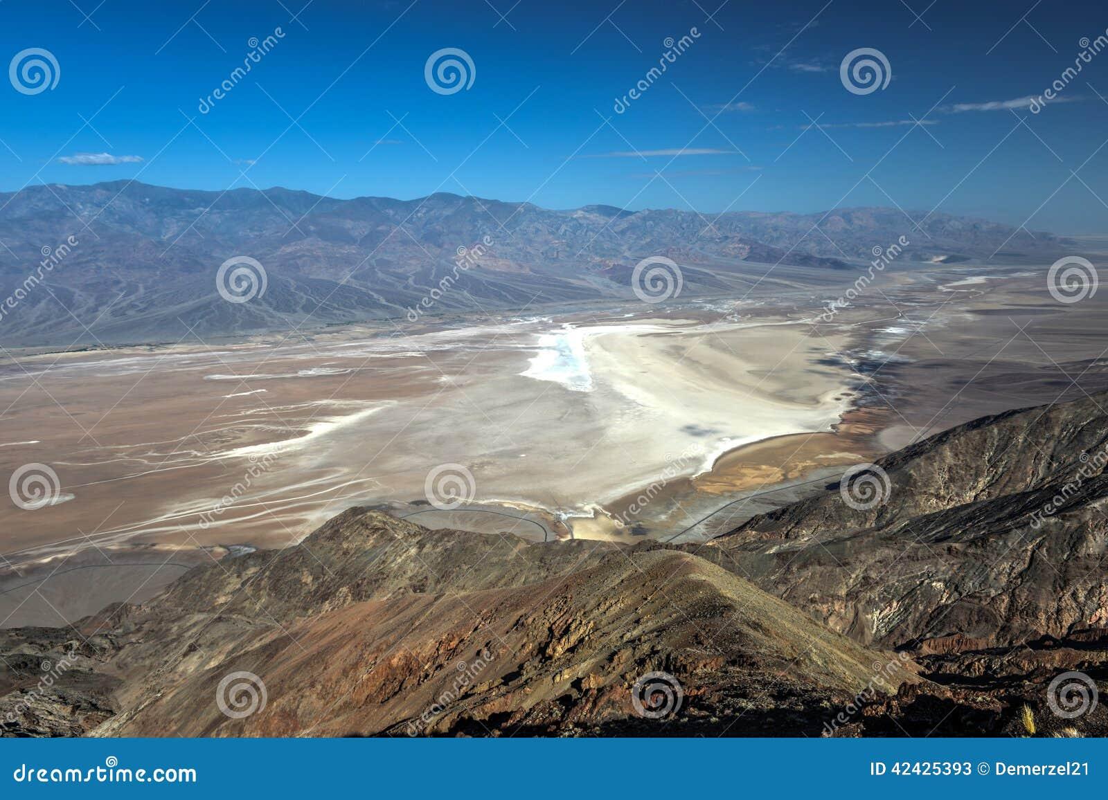 La opinión de Dante, Death Valley