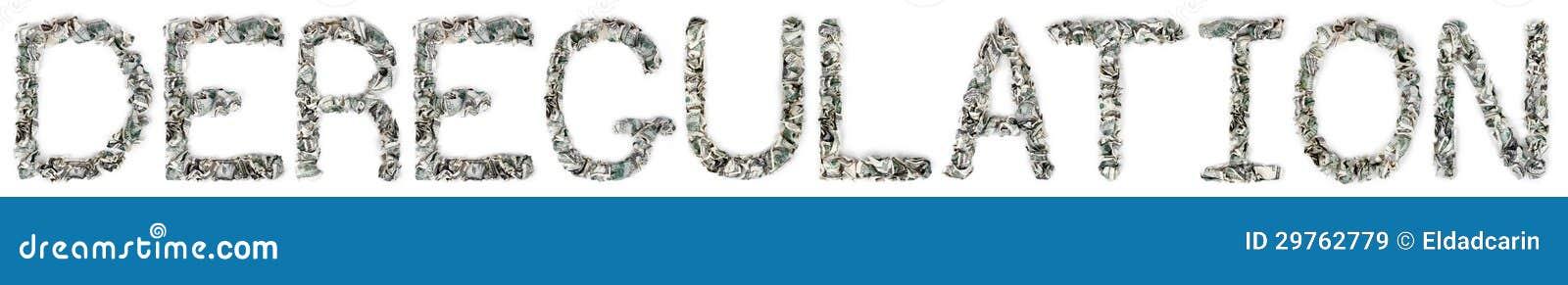 Desregulación - cuentas prensadas 100$