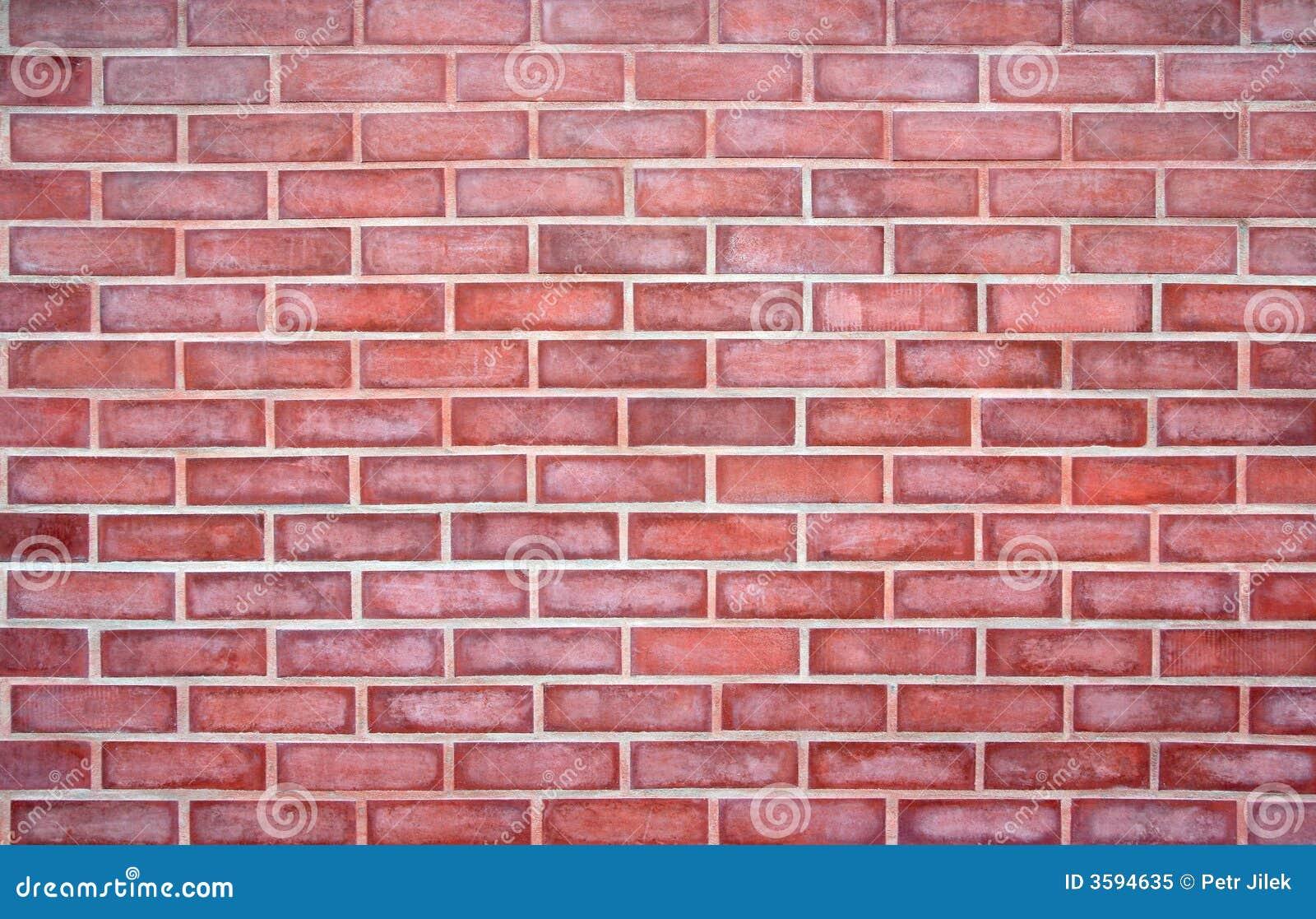 La parete ed o muratura rossa