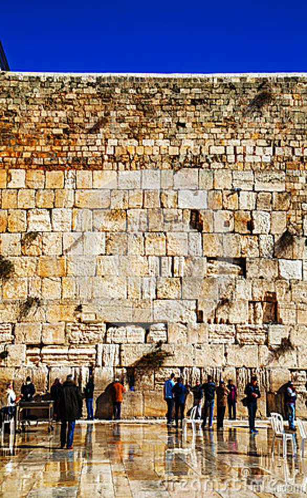 Download La Parete Occidentale A Gerusalemme, Israele Fotografia Stock Editoriale - Immagine di posto, israele: 36878173