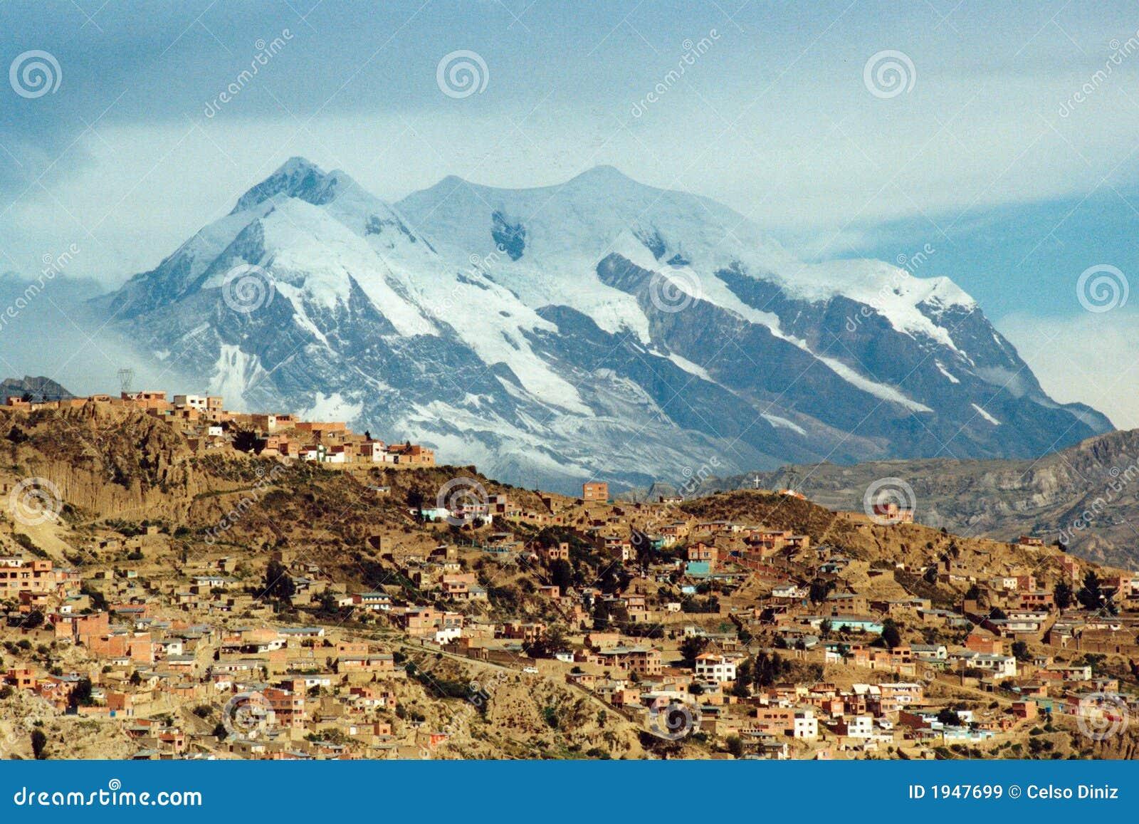 La Paz góry