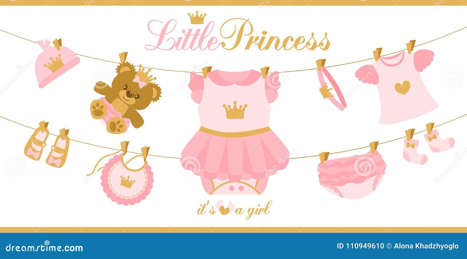 La Pequeña Princesa Viste La Ejecución En Línea Ejemplo Para