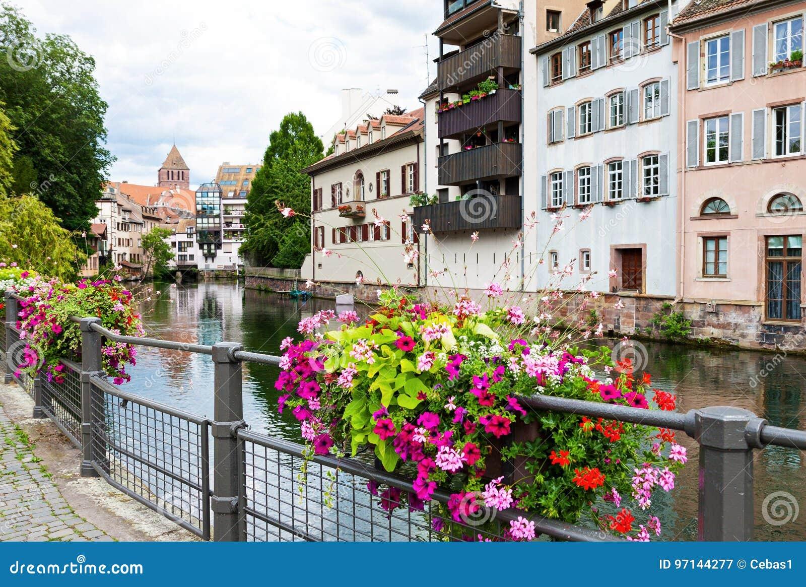 La pequeno France em Strasbourg