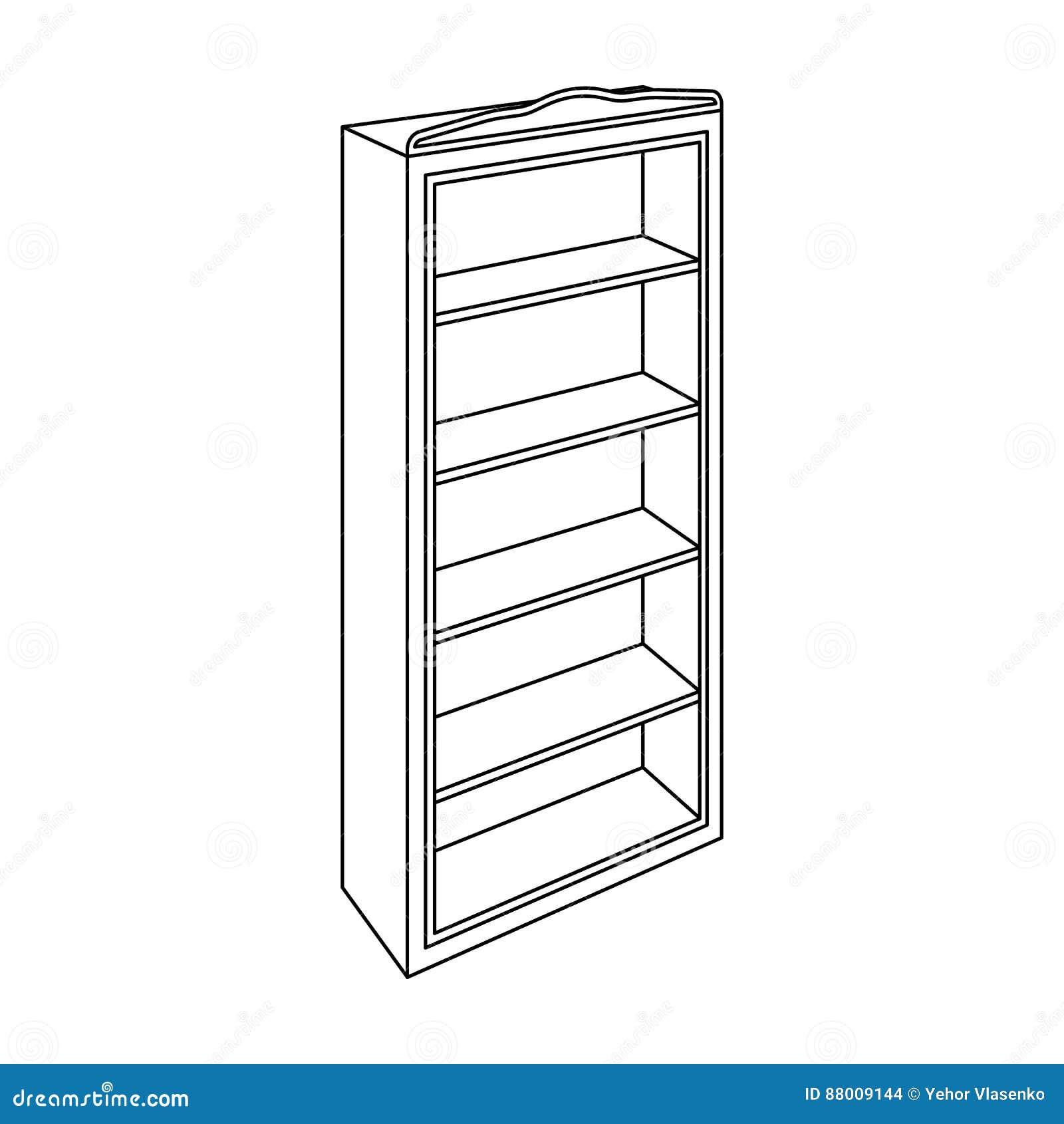 La Petite Biblioth Que Biblioth Que La Maison Livres Afficher  # Bibliotheque Meuble Dessin