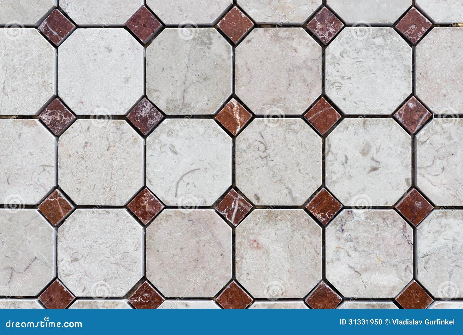 La pietra variopinta piastrella il modello