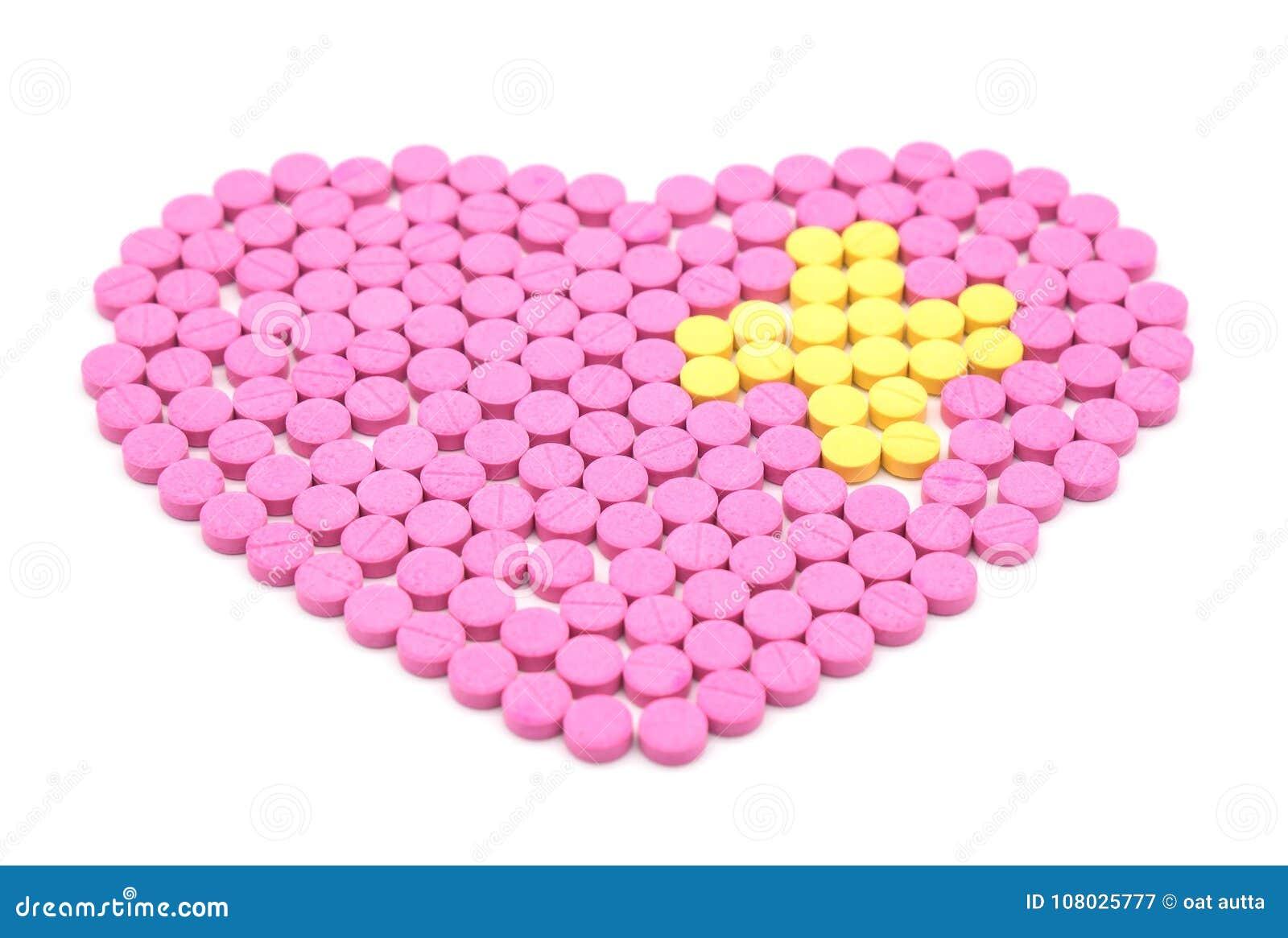 la pilule rose