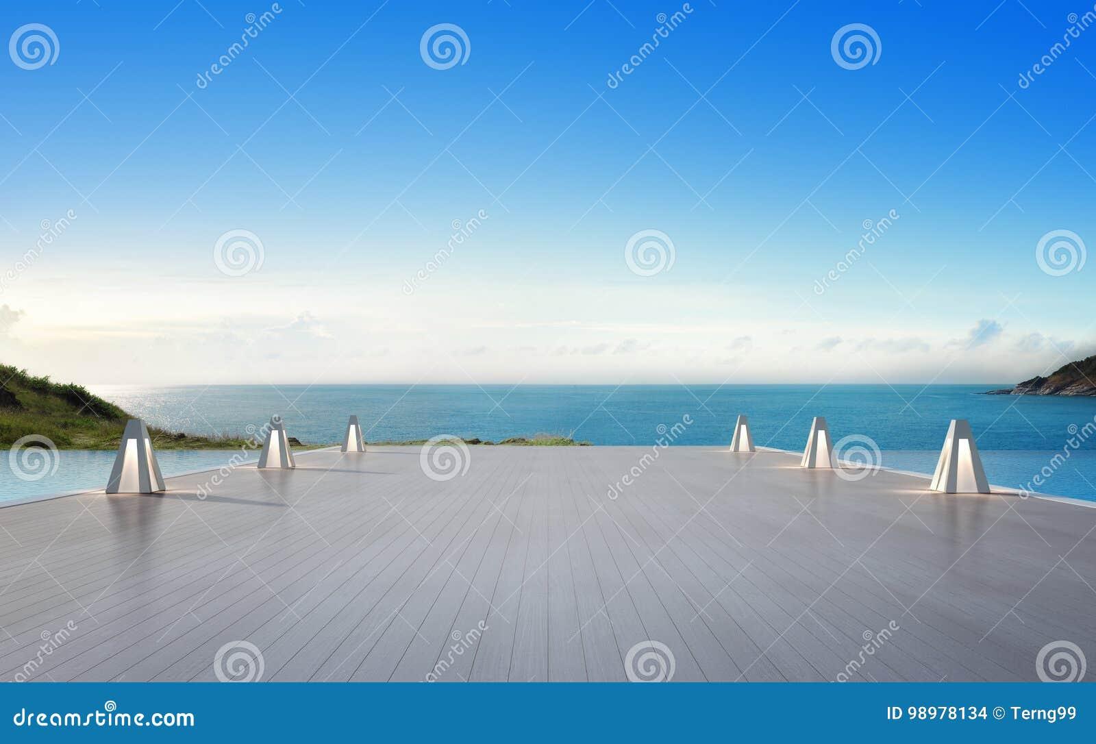 99f011b7be9f la-piscina -di-vista-del-mare-e-svuota-il-grande-terrazzo-nella-casa-spiaggia-lusso-moderna-con-fondo-cielo-blu-lampade-sulla-98978134.jpg