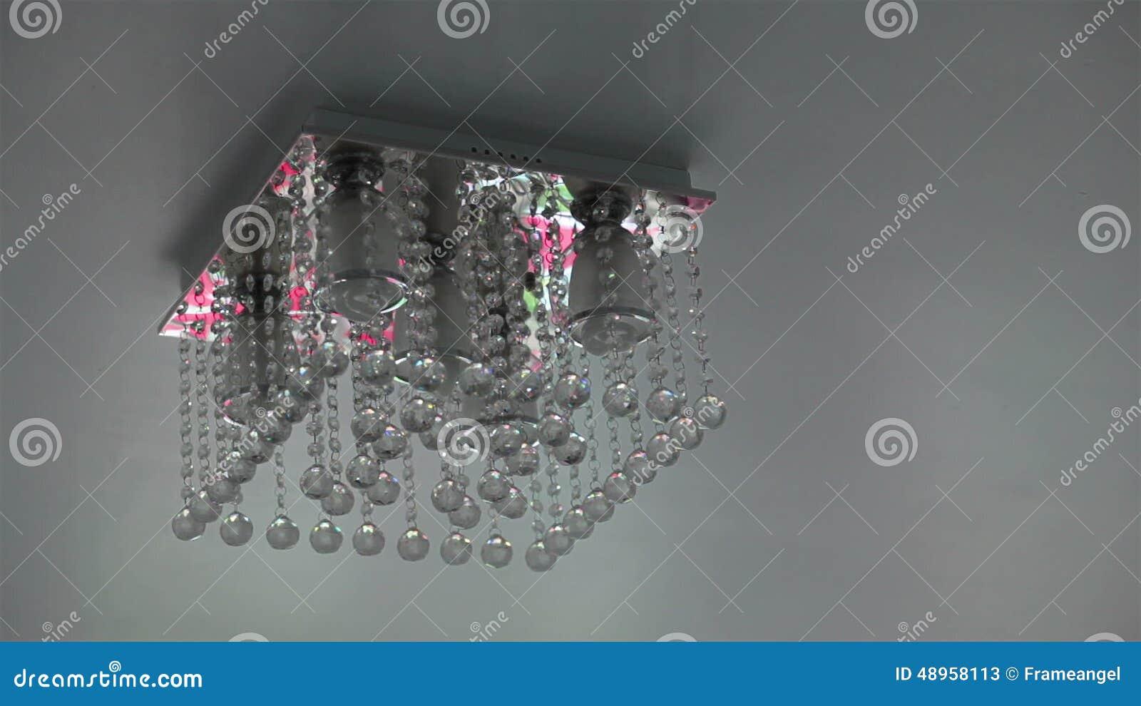 Plafoniera In Cristallo : Syberia plafoniera in cristallo e graniglia lato cm di linea