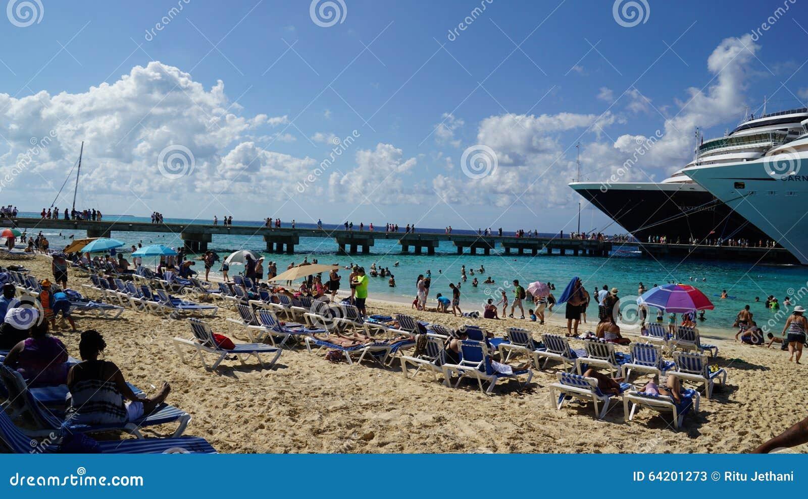 La playa del gobernador en Turk Island magnífico