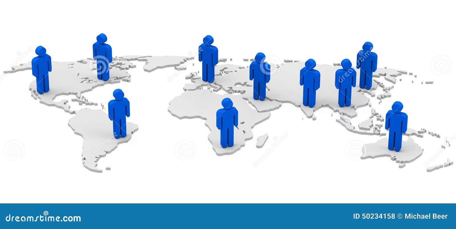 La población global