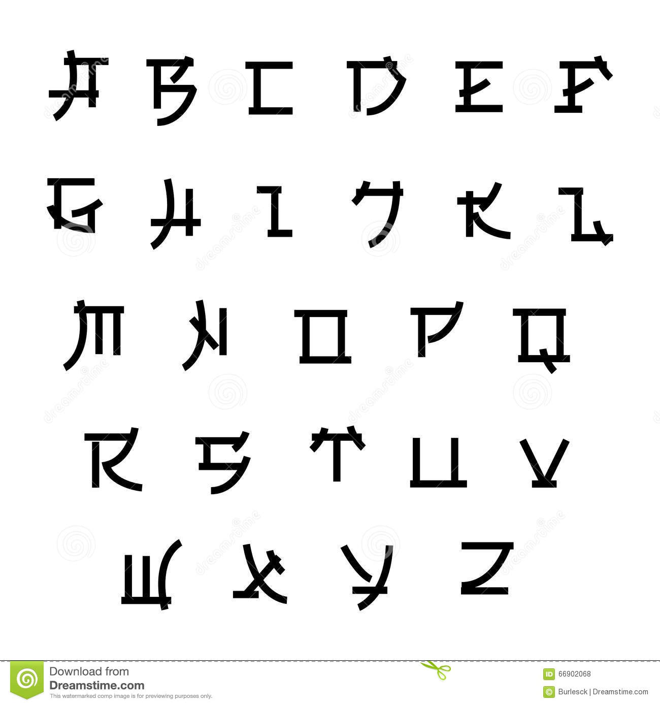 How To Write Roman Letters