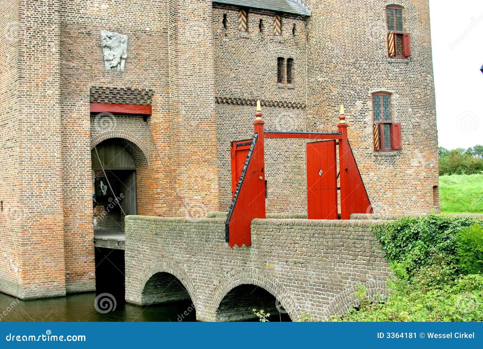 La porte du Muiderslot