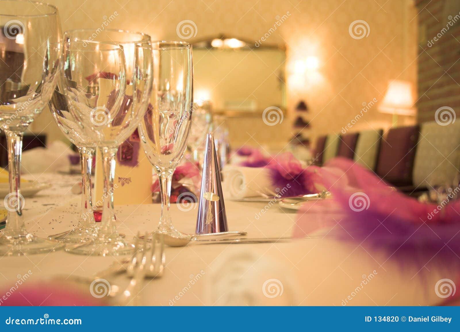 La première table