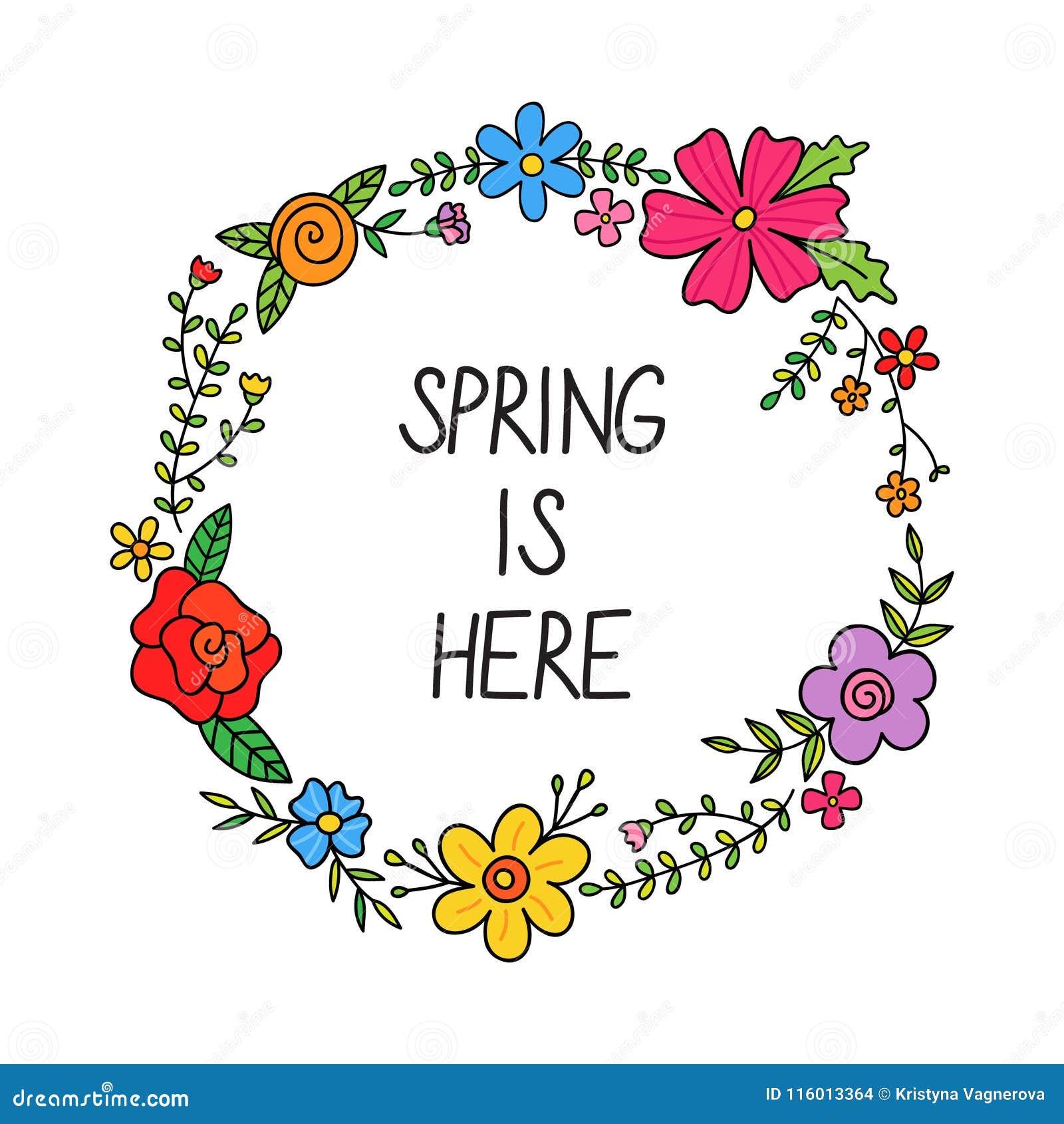 d05b2e82d6d2 La Primavera Está Aquí