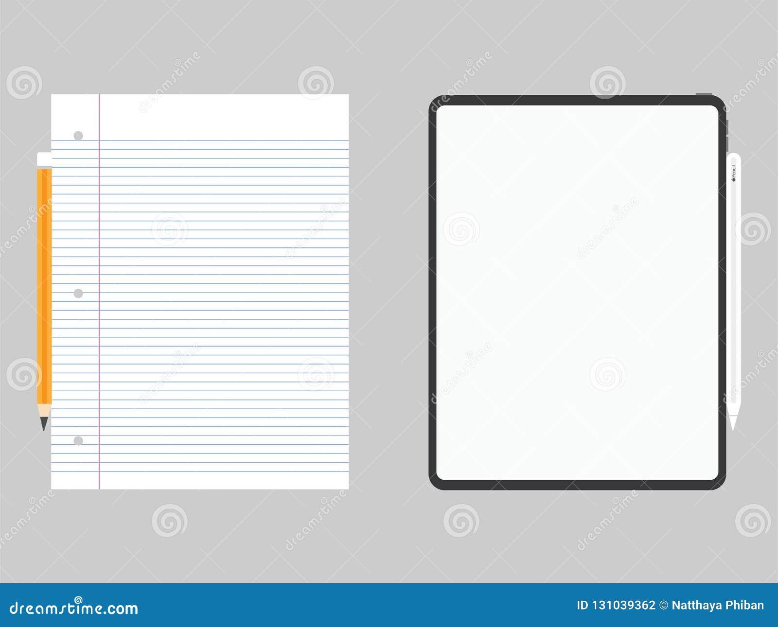 La pro nouvelle technologie à l avance de conception de nouveau comprimé puissant rivalisent avec le papier normal