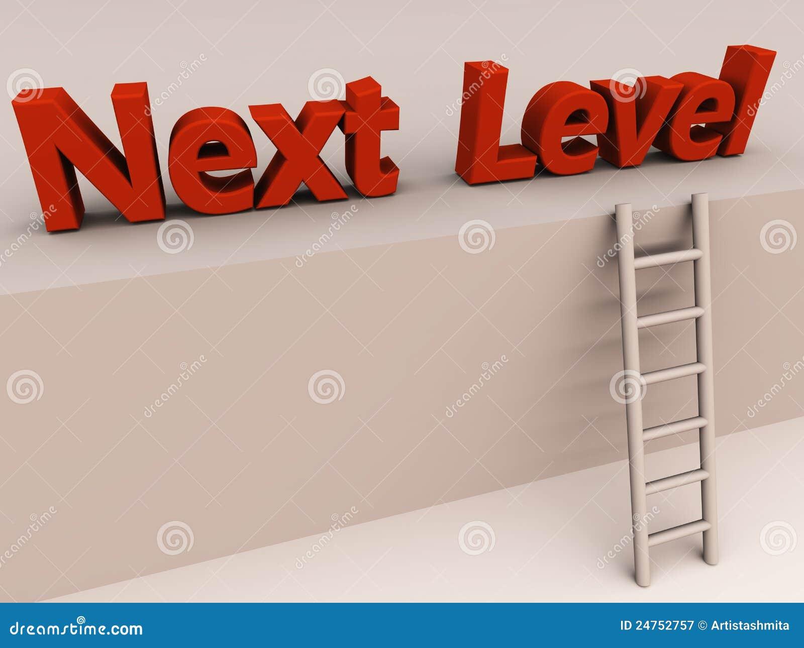 La prochaine promotion de niveau