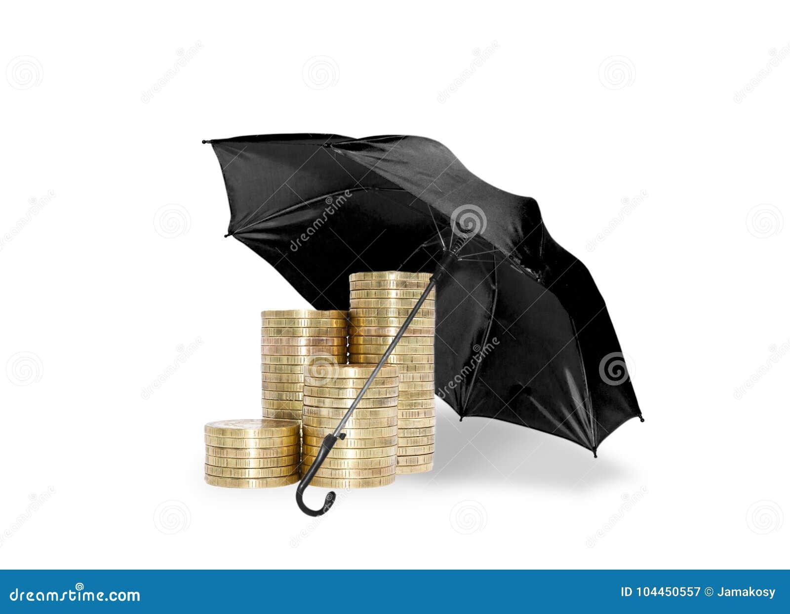 La protezione dell ombrello conia il risparmio