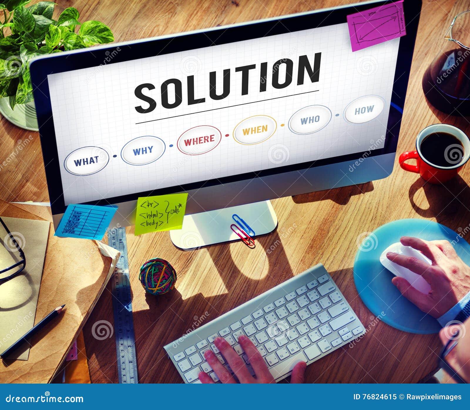 La résolution des problèmes de solution partagent le concept d idées