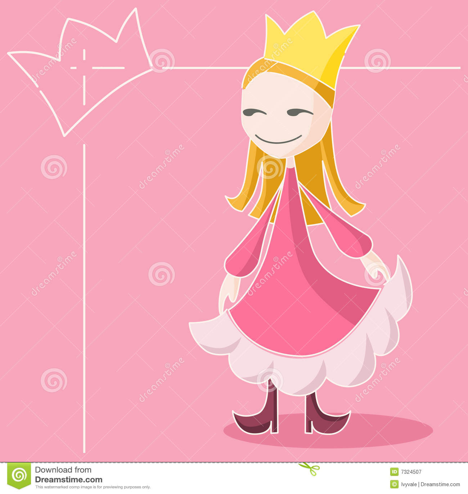 La regina dentellare