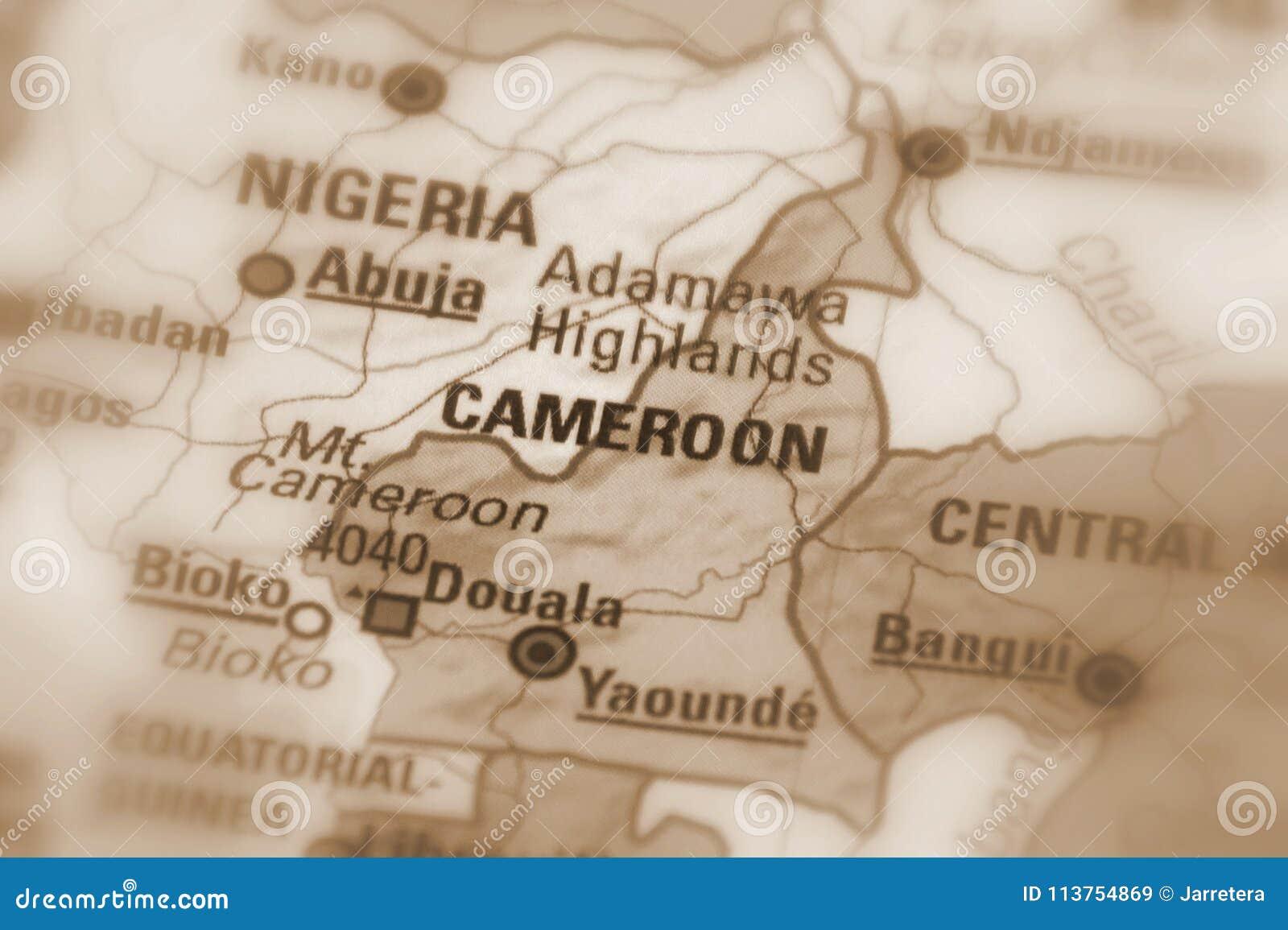 La República de Camerún