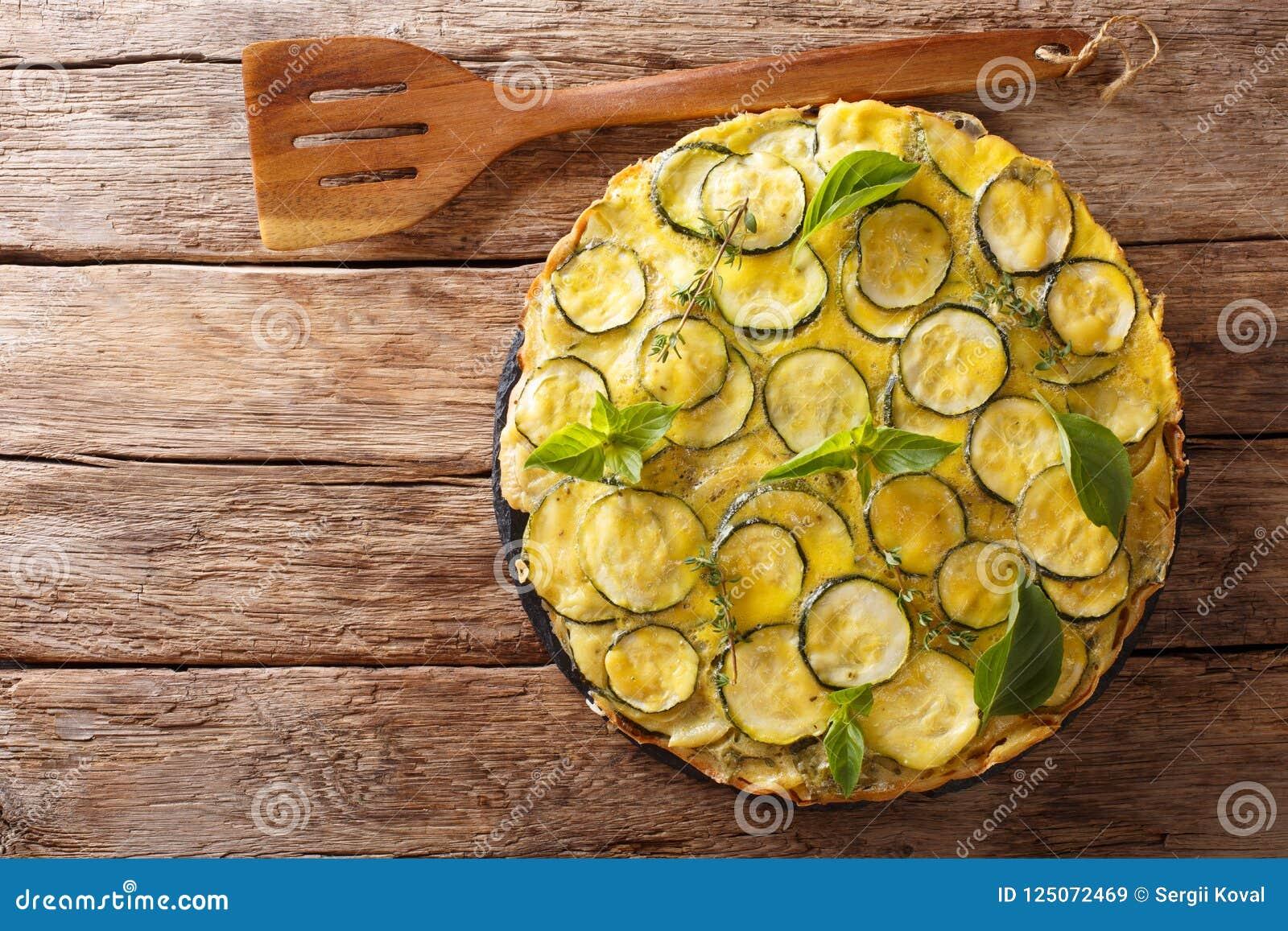 La ricetta per lo scarpaccia salato è tipica del Toscano Apra la z