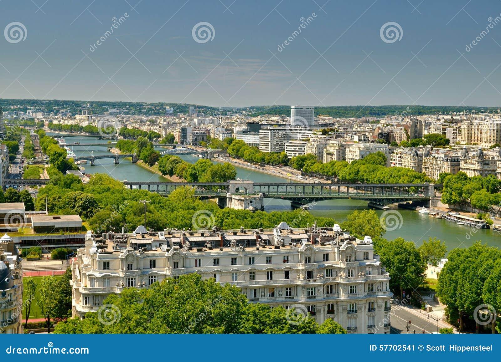 La rivière de Paris