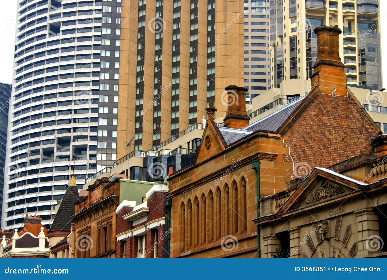 La roccia, Sydney