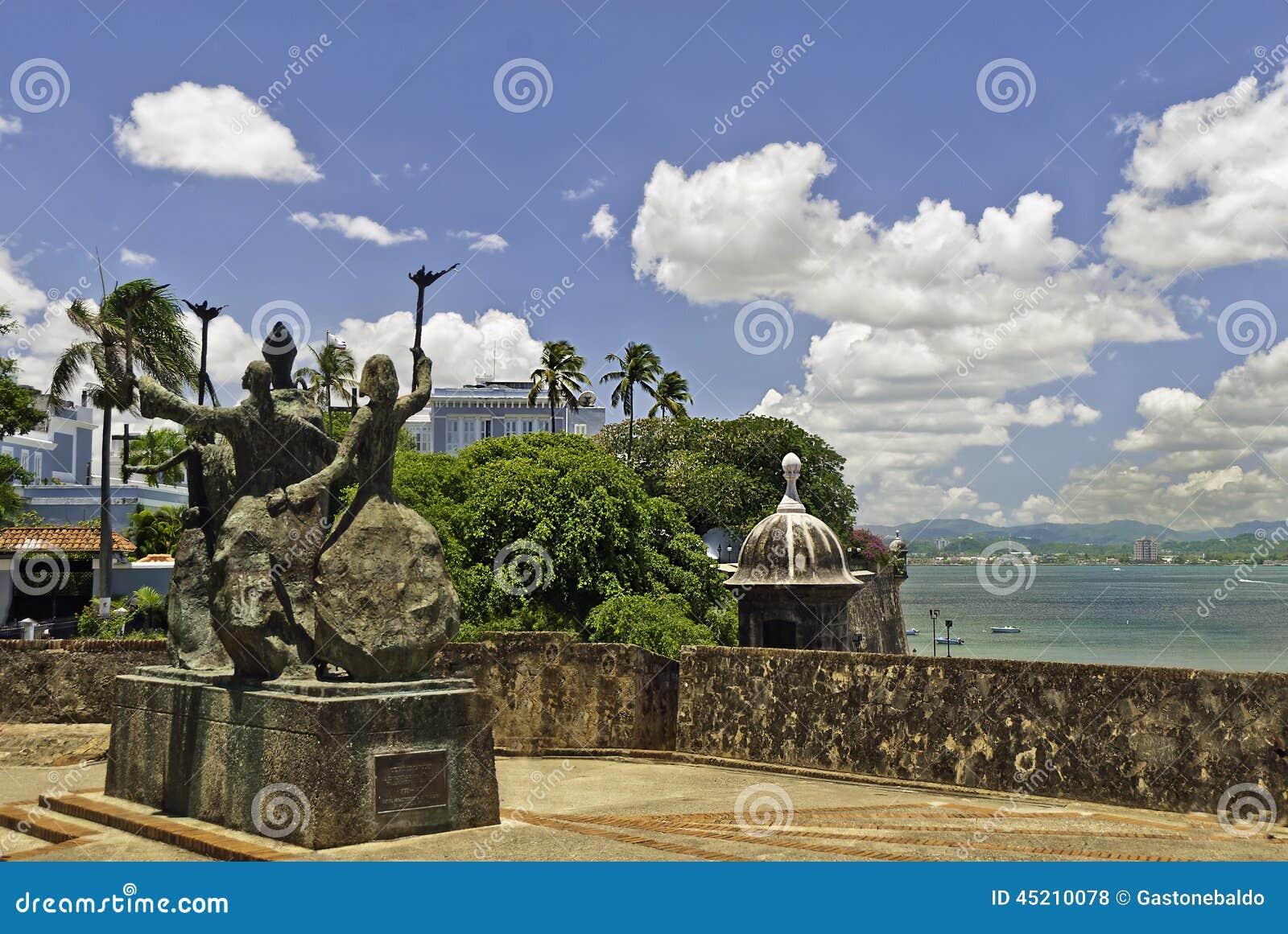 La Rogativa San Juan viejo, Puerto Rico
