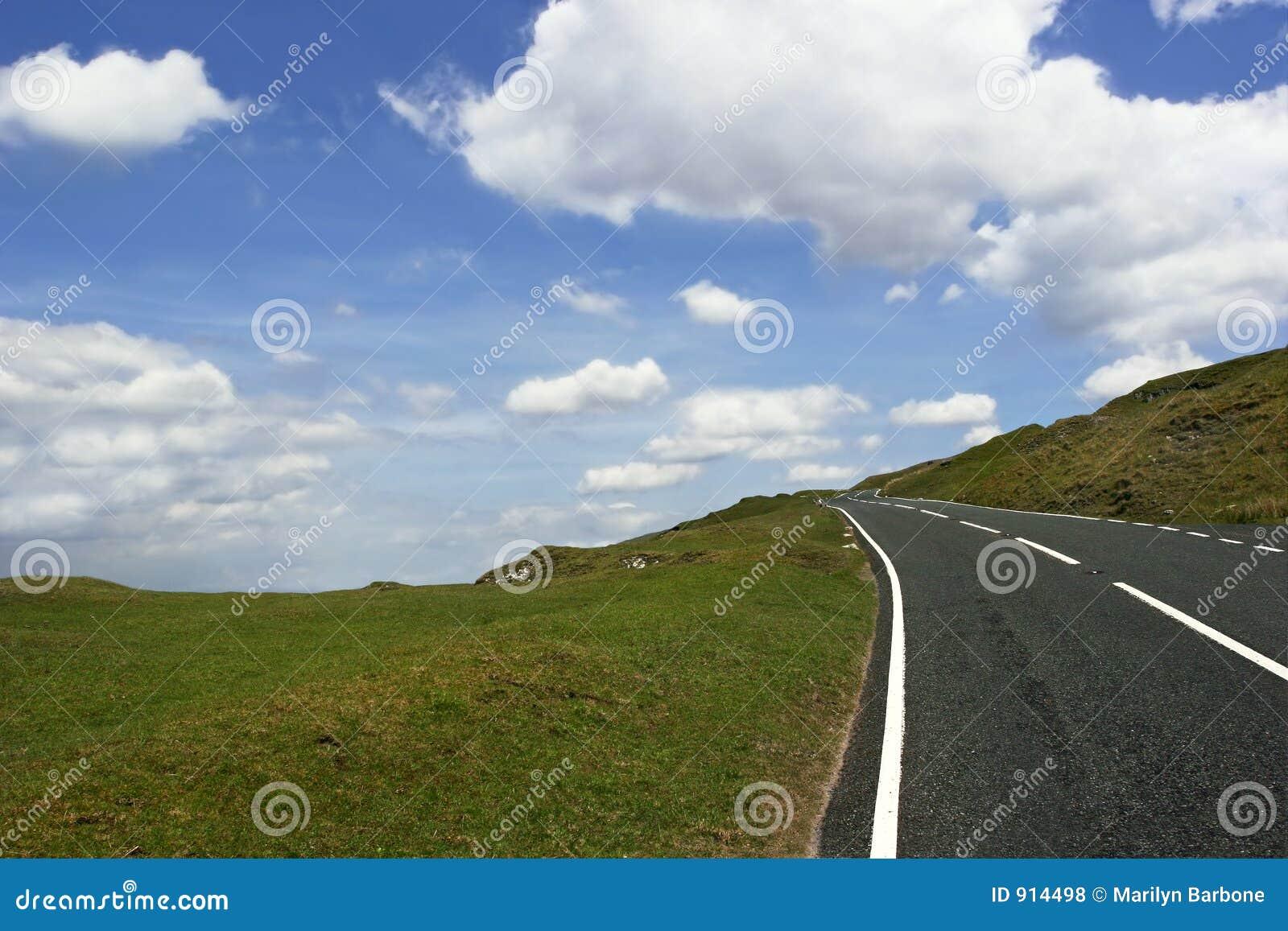 La route jusqu au dessus