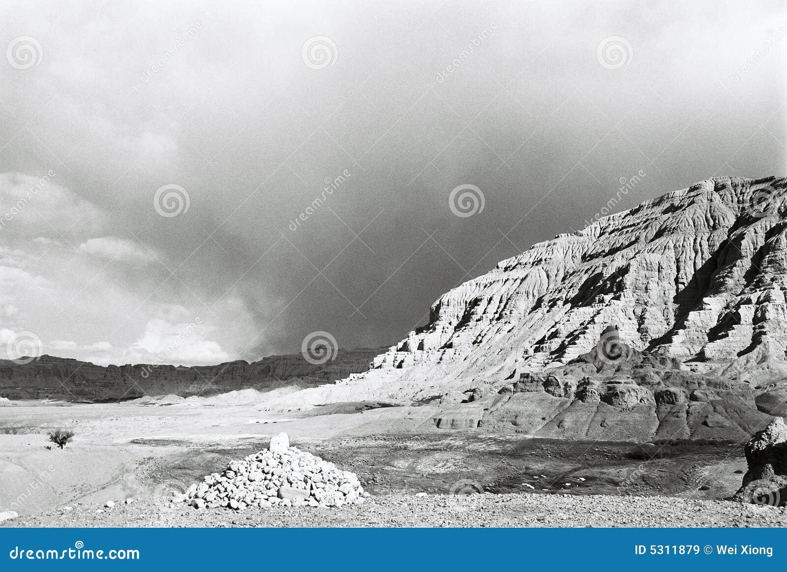 Download La Rovina Del Regno Di Guge Immagine Stock - Immagine di remains, scenico: 5311879