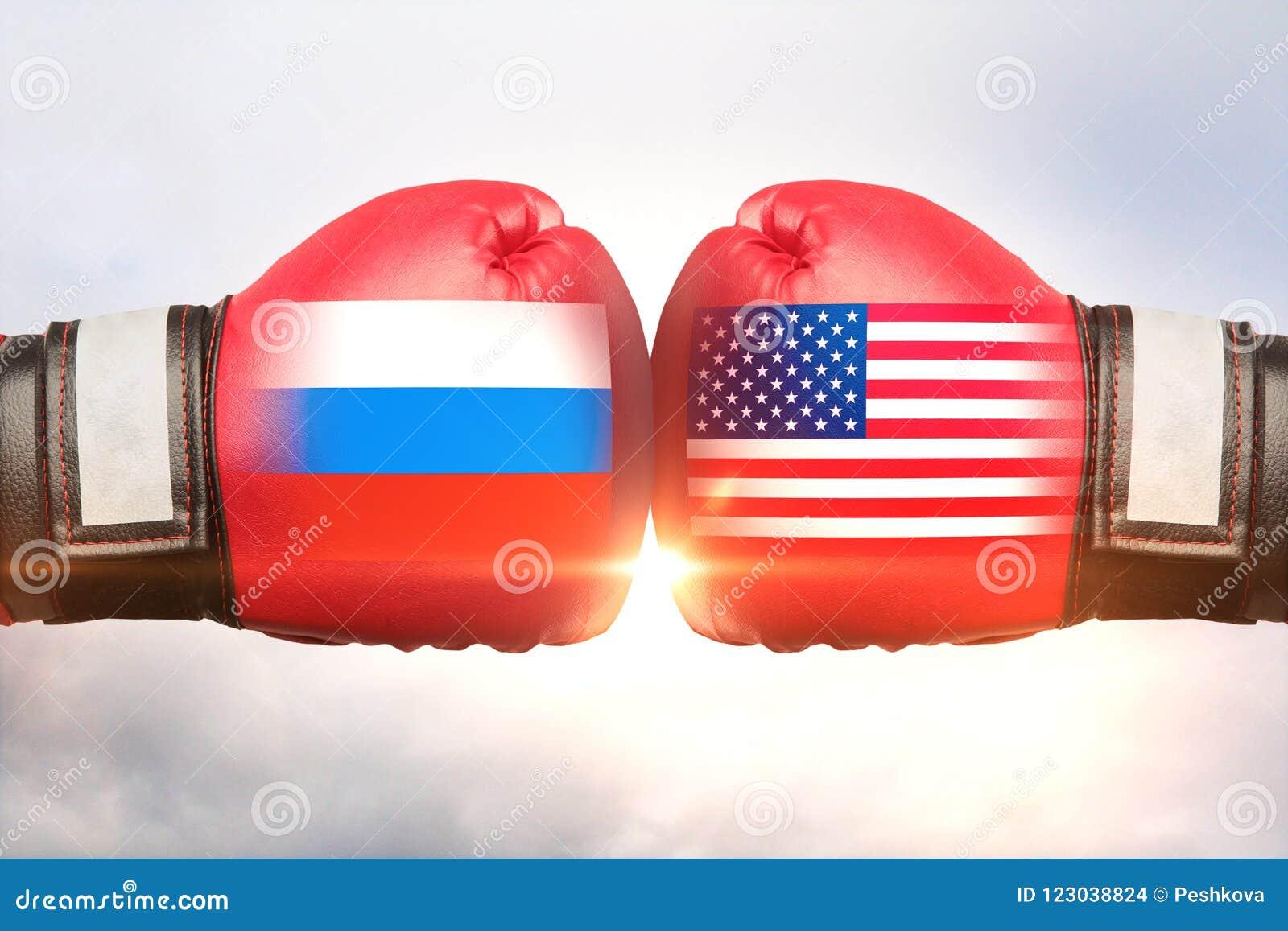 La Russie contre le concept des Etats-Unis