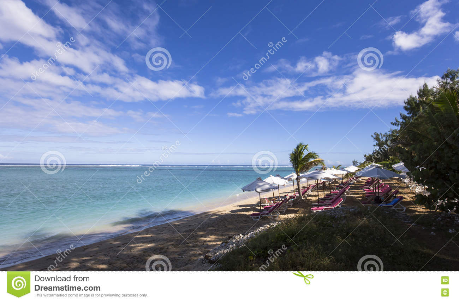 Time On Reunion Island