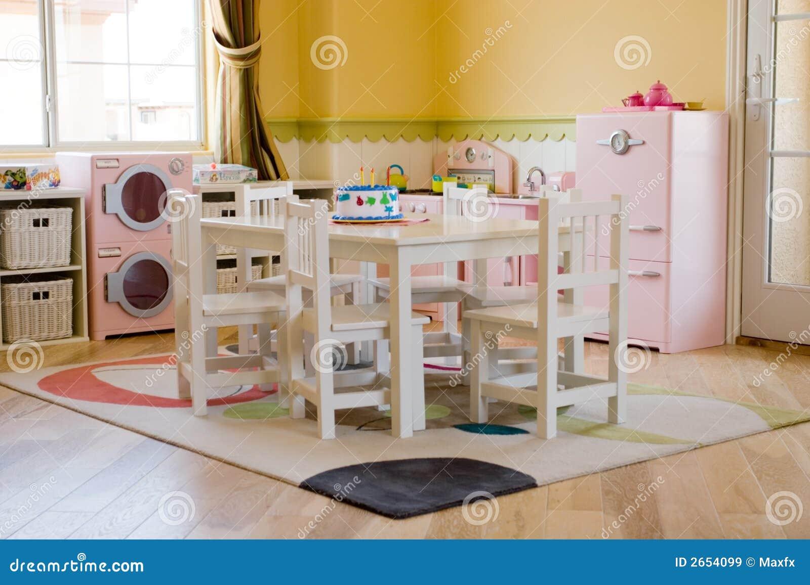 La salle de jeux des enfants images libres de droits image 2654099 - Salle de jeux pour enfants ...