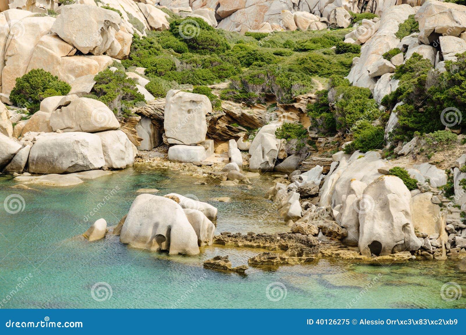 La Sardegna, Cala Spinosa