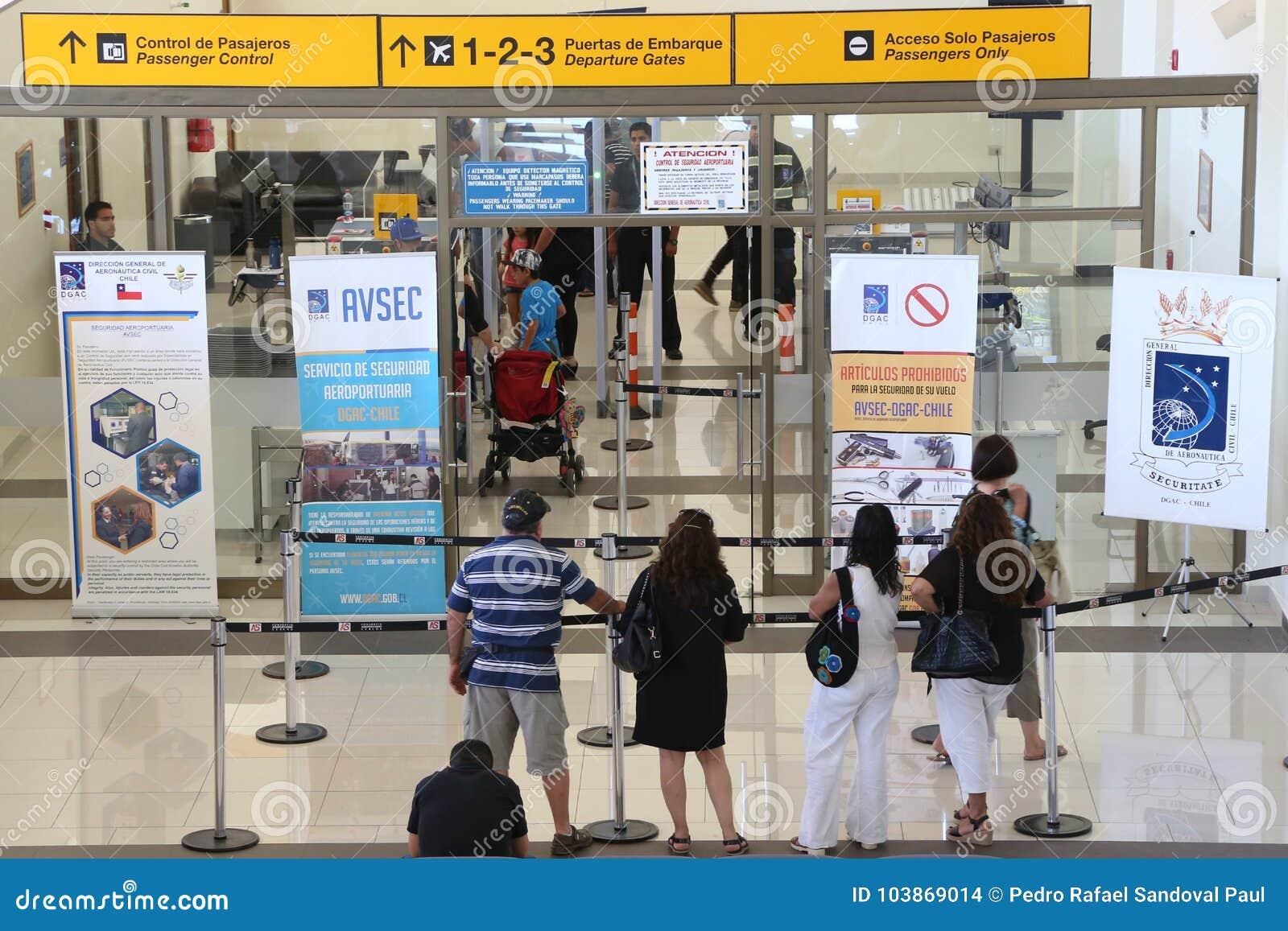 La Serena del aeropuerto