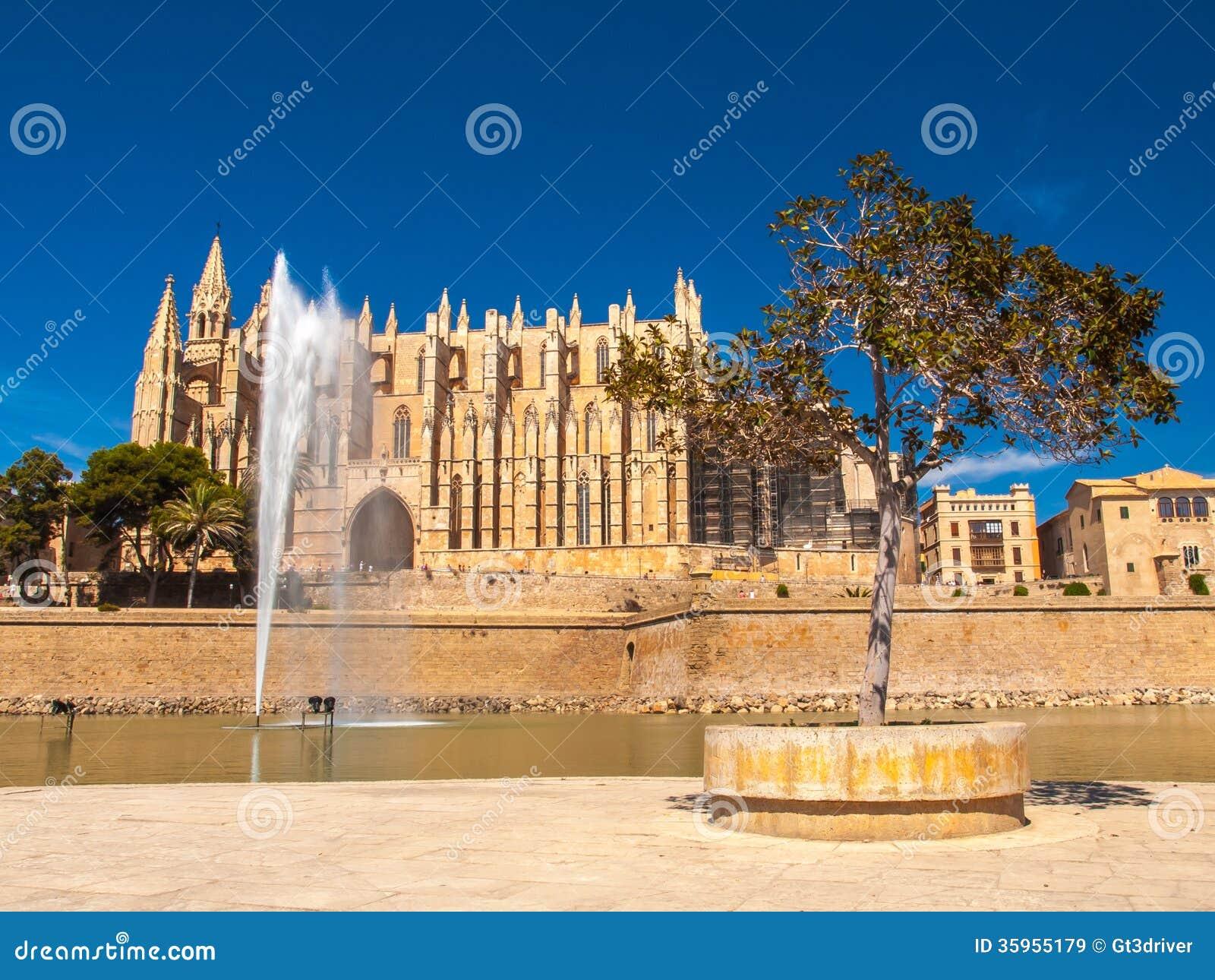 La Seu Cathedral, Palma de Mallorca