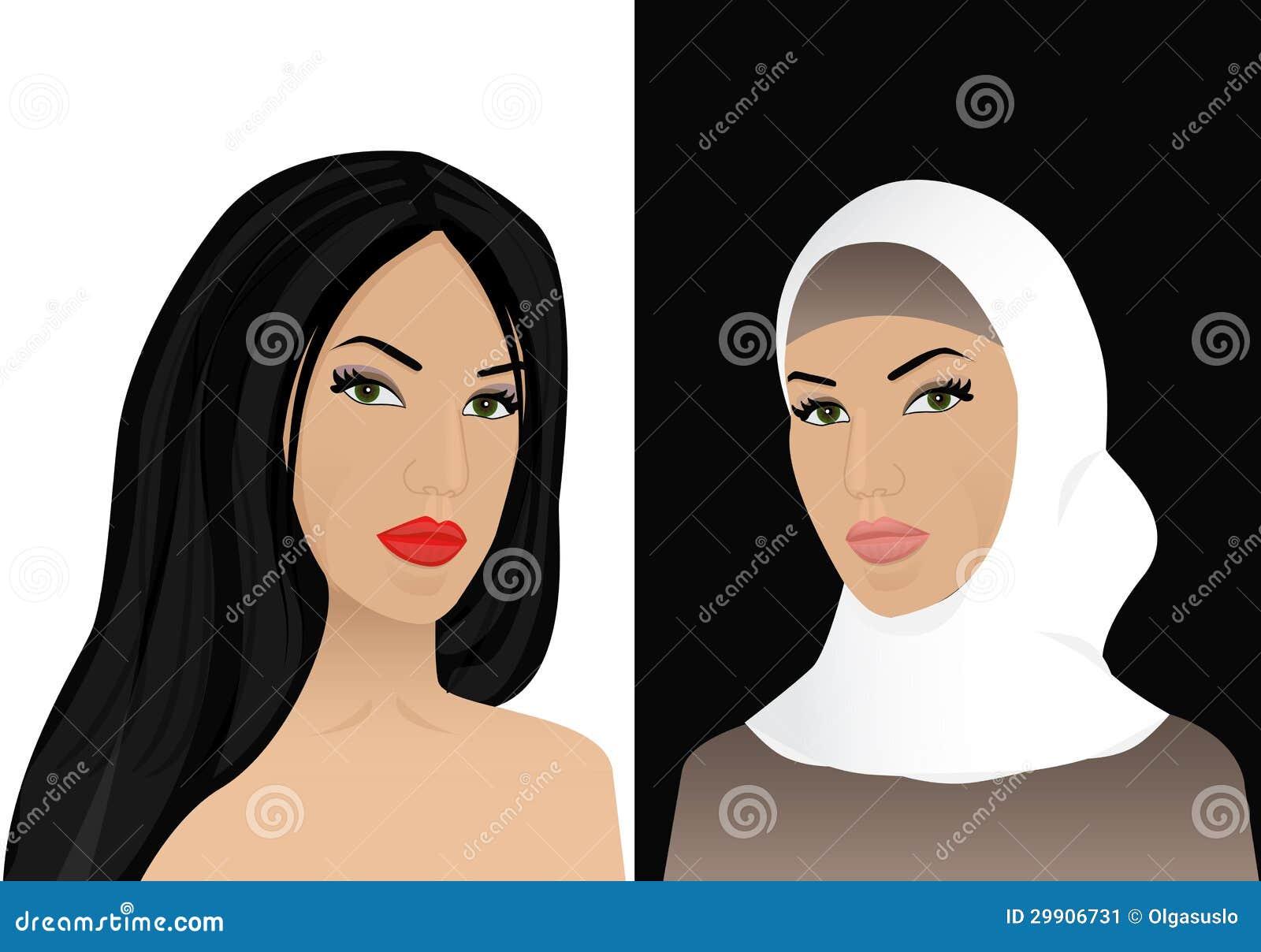 Tinta capelli uomo islam