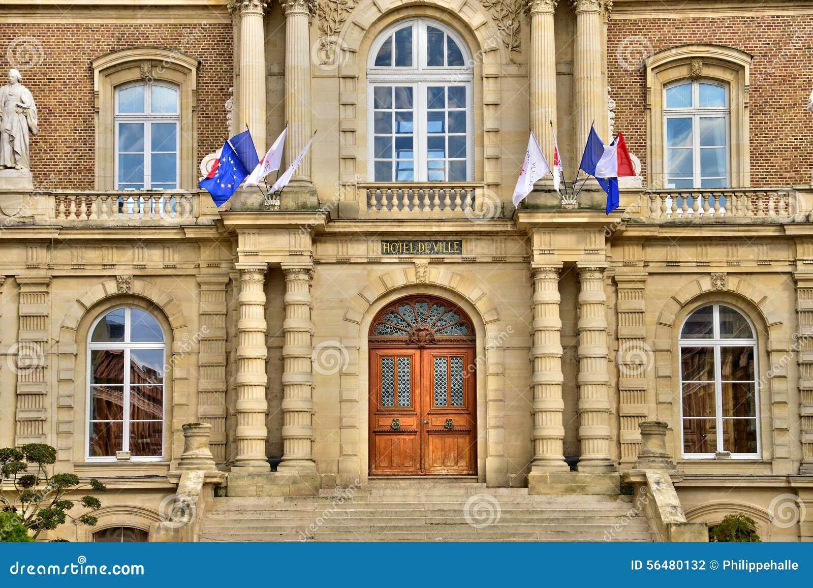 La Somme, la ville pittoresque d Amiens